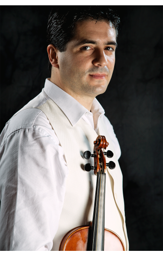 Alberto Sanna Portrait